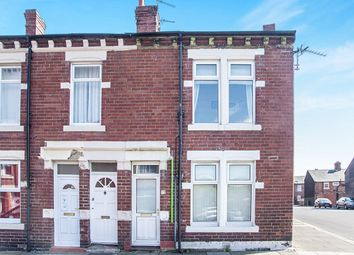 Thumbnail 2 bedroom flat for sale in Victoria Avenue, Wallsend