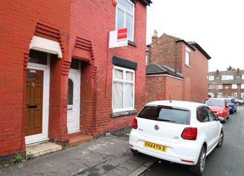 Thumbnail 3 bed terraced house to rent in Parkfield Avenue, Rusholme, Manchester