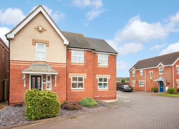 4 bed detached house for sale in Mallard Court, North Hykeham, Lincoln LN6
