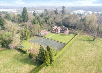 Thumbnail 5 bed detached house for sale in Heathlands Road, Wokingham, Berkshire
