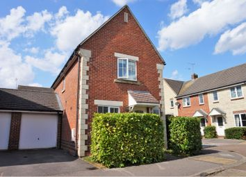 Thumbnail 3 bed link-detached house for sale in Corncrake Way, Bicester