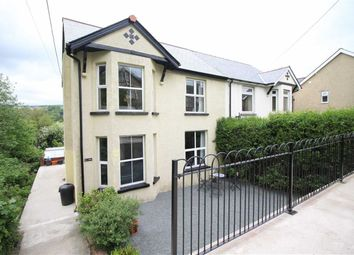 Thumbnail 3 bed semi-detached house for sale in Penygraig Terrace, Griffithstown, Pontypool