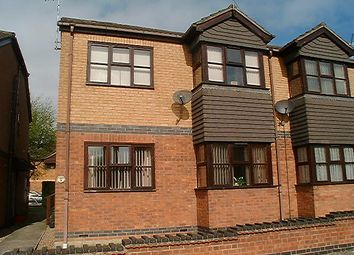 Thumbnail 2 bed maisonette to rent in Hallcroft Court, Croft Avenue, Hucknall, Nottingham