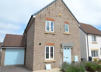 Thumbnail 3 bed detached house for sale in Parlour Mead, Cullompton, Devon