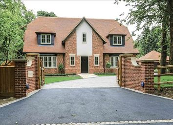 Thumbnail 4 bed detached house for sale in School Road, Kelvedon Hatch, Brentwood