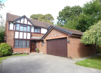 Thumbnail 4 bed detached house for sale in Treetops, Portskewett, Monmouthshire