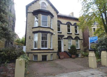 Thumbnail 2 bed flat for sale in 8 Ivanhoe Road, Aigburth, Liverpool, Merseyside