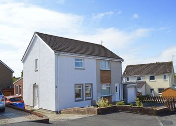 Thumbnail 2 bed property for sale in Whitehill Way, Coylton, Ayr