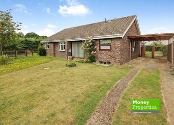 Thumbnail 2 bed semi-detached bungalow for sale in Paddock Gardens, Attleborough