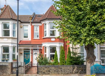 Thumbnail 4 bed terraced house for sale in York Road, Bounds Green, London