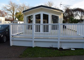 Thumbnail 2 bed bungalow for sale in Foxhunter Park, Monkton, Kent