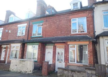 Thumbnail 4 bed terraced house for sale in 42 Trent Street, Gainsborough, Lincolnshire