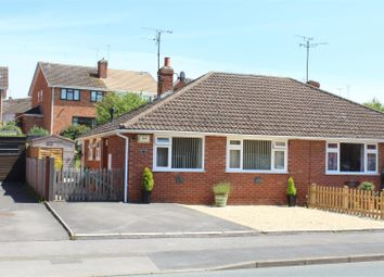Thumbnail 2 bedroom semi-detached bungalow for sale in Bodiam Avenue, Tuffley, Gloucester