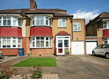 Thumbnail 5 bed semi-detached house for sale in The Drive, Harrow Garden Village, Middlesex