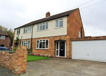 Thumbnail 3 bed property for sale in Quiet Close, Addlestone