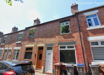 Thumbnail 2 bed terraced house for sale in Wesley Street, Blythe Bridge, Stoke-On-Trent