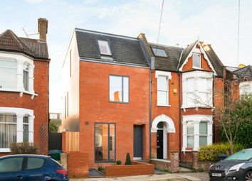 Thumbnail 5 bed semi-detached house for sale in Leicester Road, London