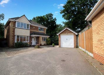 Thumbnail 4 bedroom detached house for sale in Monmouth Close, Ipswich