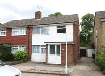 Thumbnail 3 bed semi-detached house for sale in Hydefield Close, London