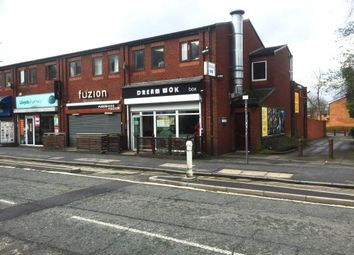 Thumbnail Commercial property for sale in Manchester M14, UK