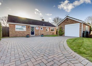 Thumbnail 3 bed detached bungalow for sale in Canon Close, Watton, Thetford
