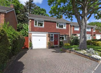 Thumbnail 4 bed detached house for sale in Abbey Way, Farnborough