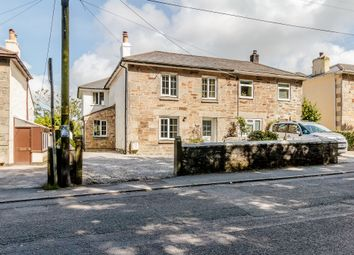 Thumbnail 5 bed semi-detached house for sale in 11 Robartes Terrace, Illogan, Redruth, Cornwall