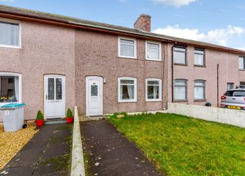2 bed terraced house for sale in Ladysmith Road, Eastriggs, Annan DG12