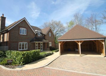 Thumbnail 4 bed detached house for sale in Horizon Close, Brasted, Westerham