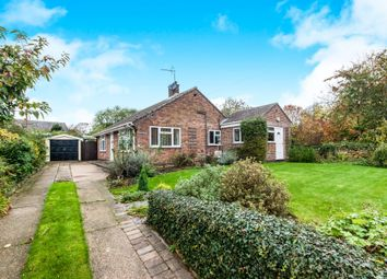 Thumbnail 2 bed detached bungalow for sale in The Green, Allington, Grantham