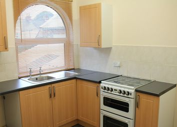 Thumbnail 2 bed flat to rent in Vicarage Lane, Hessle