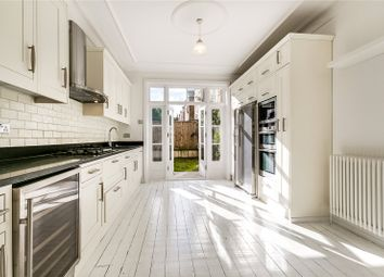 Thumbnail 4 bed property to rent in Clapham Common West Side, London