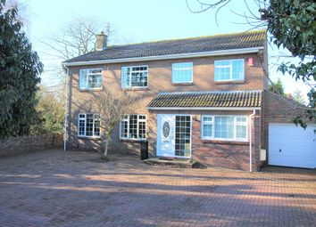 Thumbnail 4 bed detached house for sale in Thornbury Road, Alveston, Bristol