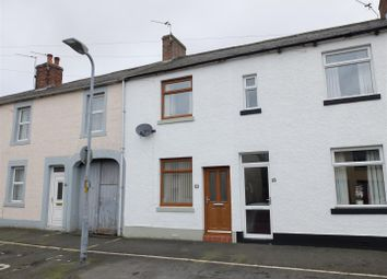 Thumbnail 2 bed terraced house for sale in Esk Street, Longtown, Carlisle