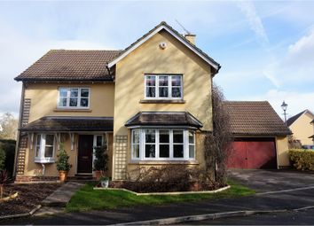 Thumbnail 4 bedroom detached house for sale in Uncombe Close, Backwell