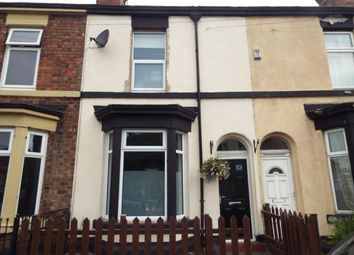 Thumbnail 2 bed terraced house for sale in Liverpool Road North, Liverpool, Merseyside