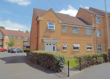 Thumbnail 2 bedroom flat for sale in Strathern Road, Leicester, Leicestershire