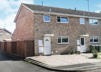 Thumbnail 3 bed end terrace house for sale in Oxburgh Close, Boyatt Wood, Eastleigh