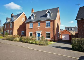 Thumbnail 5 bed detached house for sale in Apprentice Drive, Colchester, Essex