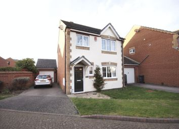 Thumbnail 3 bed detached house for sale in Minerva Drive, Priddys Hard, Gosport