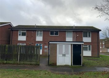 Thumbnail 1 bedroom flat for sale in Newark Close, Bellamy, Mansfield, Nottinghamshire