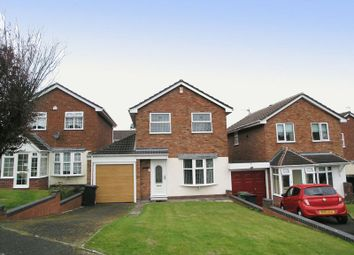 Thumbnail 3 bed detached house for sale in Brierley Hill, Quarry Bank, Sheriff Drive