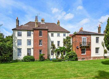 Thumbnail 2 bed flat for sale in Titchfield Lane, Wickham, Fareham