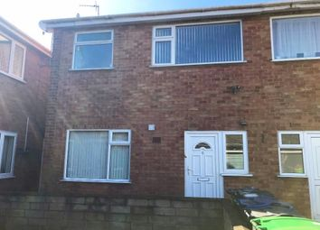 Thumbnail 3 bed end terrace house to rent in Simon Close, West Bromwich, West Midlands