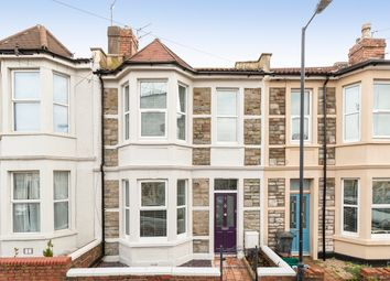 Thumbnail 2 bed terraced house for sale in Congleton Road, St George, Bristol