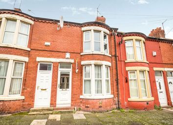 Thumbnail 2 bed terraced house to rent in Corbyn Street, Wallasey