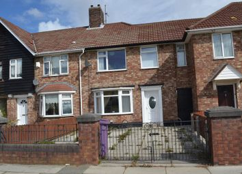 Thumbnail 3 bed terraced house to rent in Princess Drive, West Derby, Liverpool
