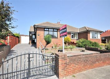 Thumbnail 2 bed semi-detached bungalow for sale in Crofton Avenue, Bispham, Blackpool, Lancashire