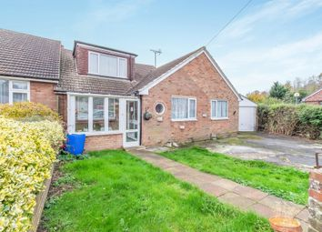 Thumbnail 5 bed semi-detached bungalow for sale in Cooper Road, Snodland