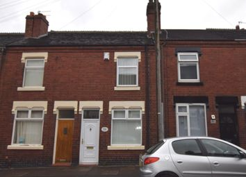 Thumbnail 2 bedroom terraced house for sale in Wileman Street, Fenton, Stoke-On-Trent